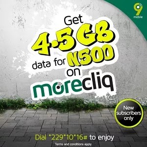 How To Get 9Mobile 4 5GB For N500 | PremiumTechs
