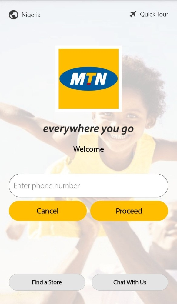 MyMTNApp: Get Free MTN 100MB Right Now On Your Phone